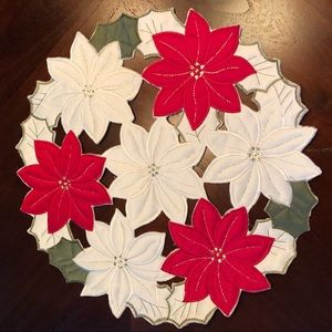 🌺Two Christmas Holiday place mats🌺